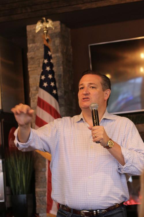 Ted Cruz vert